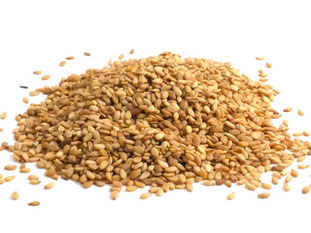 ajonjolí o semillas de sésamo