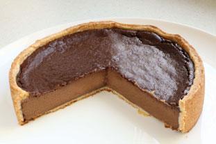 Flan parisino de chocolate : Foto de la etapa26