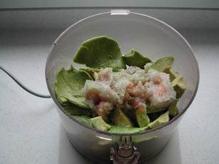Guacamole : Foto de la etapa2