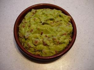 Guacamole : Foto de la etapa5