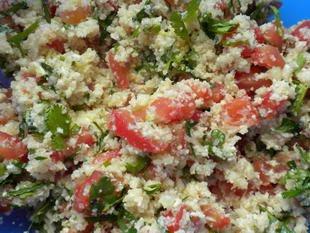 Tabulé de coliflor : Foto de la etapa26