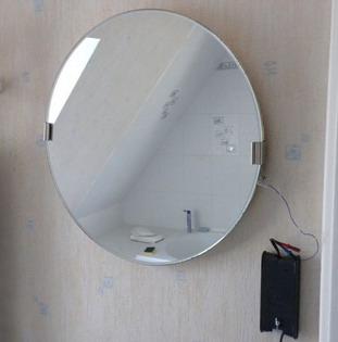 Un espejo anti-empaͱante