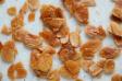 Almendras fileteadas tostadas