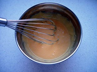 ¿Es necesario blanquear las yemas de huevo?