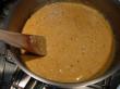 La crema y las salsas
