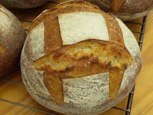 Nuevo pan de masa madre