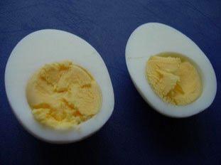 Cómo cocinar bien los huevos duros